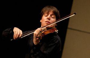 Joshua Bell  (Photo by Eric Kabik)