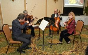 A2_MG_5822 Aaron Berofsky, Barbara Sturgis-Everett, Arie Lipsky and Kathryn Votapek play Eine Kleine Nachtmusik